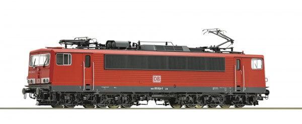 Roco 73619 Elektrolokomotive BR 155 mit Henning-Sound
