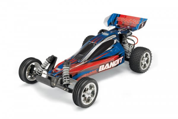 TRAXXAS® The Fastest Name in Radio Control Bandit XL-5