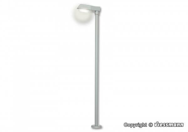 Viessmann 6092 Straßenleuchte modern LED weiß