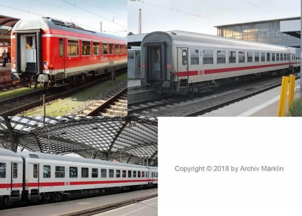 Minitrix 15887 Personenwagen Set