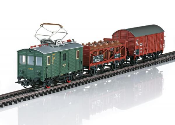 Märklin 26194 Zugpackung mit Güter-Triebwagen ET 194 (ex LAG 895)