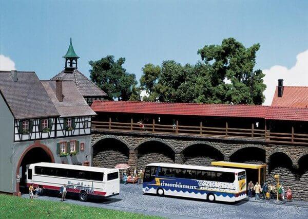 Faller 162057 Car System-Bushaltestelle