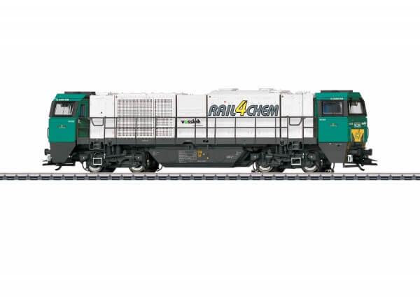 Märklin 37216 Diesellokomotive Vossloh G 2000 BB Rail4Chem