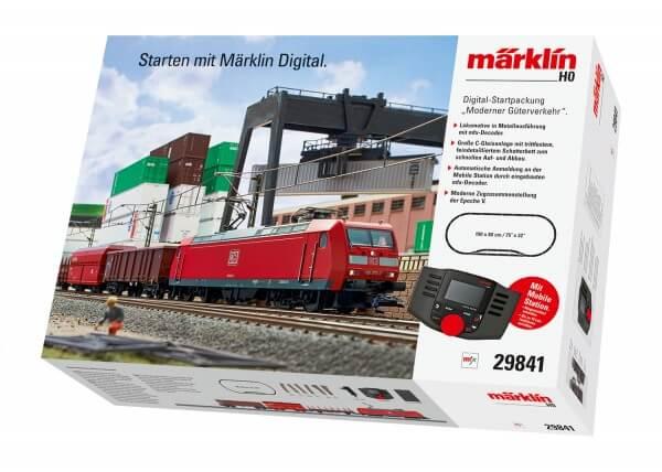 Märklin 29841 Märklin Digital-Starpackung Moderner Güterverkehr