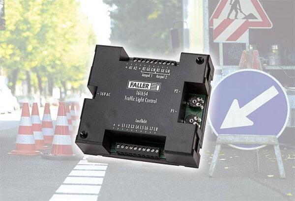 Faller 161654 Car System Traffic-Light-Control