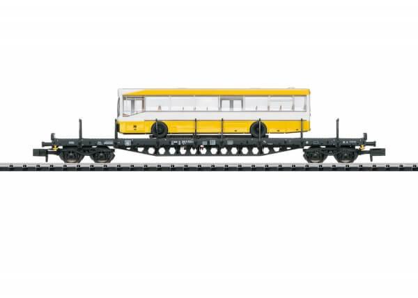 Minitrix 15861 Flachwagen Bauart Rs 684