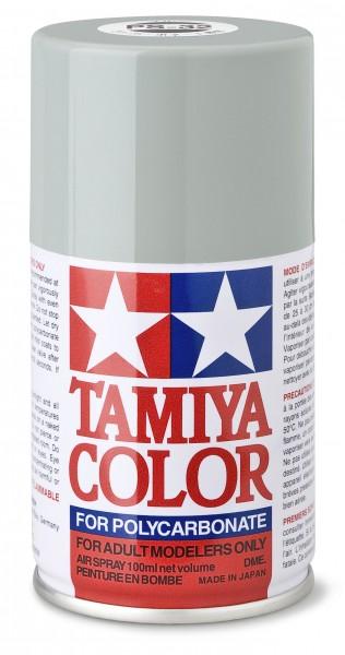 TAMIYA 300086032 PS 32 CORSA GRAU Polycarbonat 100ml