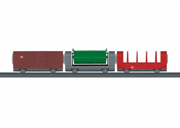44100 Märklin my world - Ergänzungswagen-Set zum Güterzug