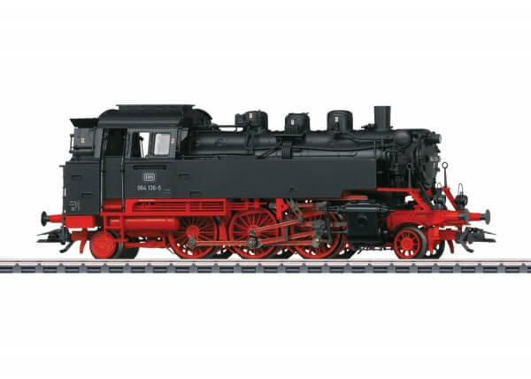 Märklin 39648 Tenderdampflokomotive Baureihe 064 DB