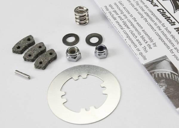 TRAXXAS® 5352X Rebuild kit Slipper Verschleißteile Satz