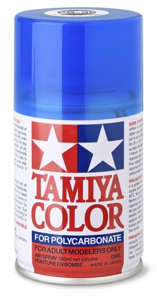 TAMIYA 300086039 PS-39 TRANSLUCENT LIGHT BLUE Polycarbonat 100ml