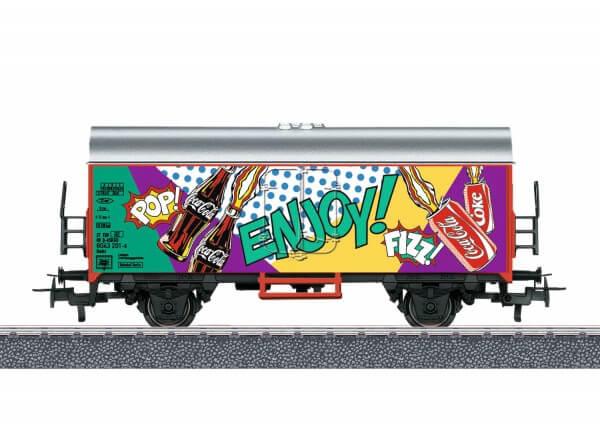 44216 Kühlwagen Coca-Cola® Märklin Start up H0