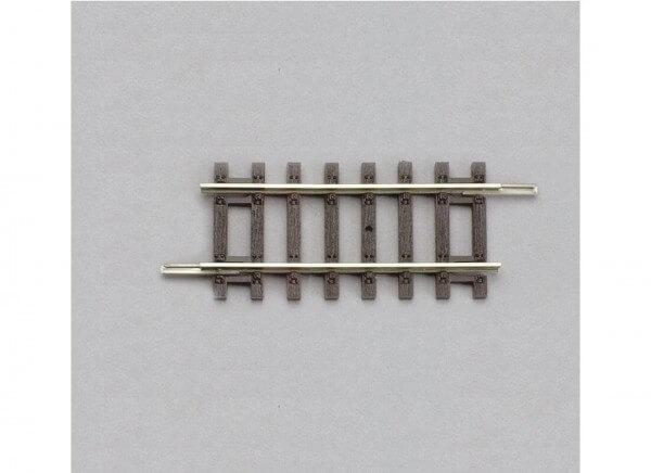 PIKO G62 gerades Gleis 61,88 mm