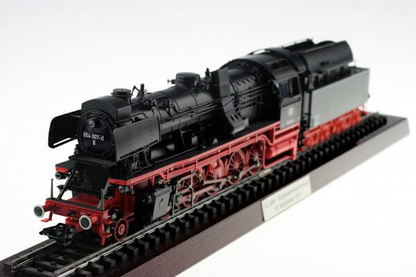 Güterzug-Dampflokomotive Baureihe 50.40 Franco Crosti zur 12. MHI-Mitgliederversammlung 2014