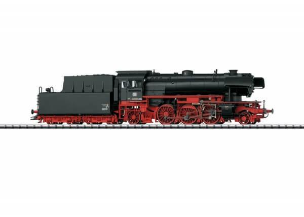 TRIX 22505 Personenzug-Dampflokomotive Baureihe 23.0 der DB digital mit Sound und Rauchsatzkontakt