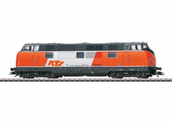Märklin 37822 Schwere Diesellokomotive BR 221 RTS