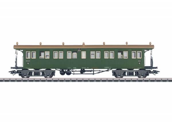Märklin 42143 Schnellzug-Plattformwagen C4