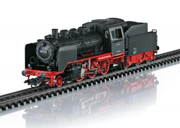 Märklin 36244 Schlepptender-Dampflokomotive BR 24 Sound