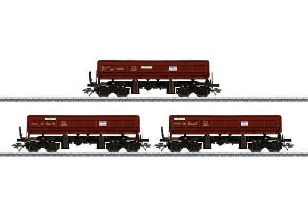Märklin 48456 Schüttgut-Kippwagen-Set Fas 680