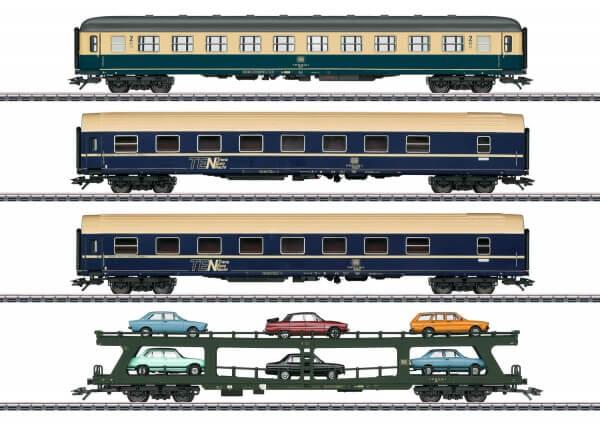 """Märklin 42999 Wagen-Set """"Autozug"""""""