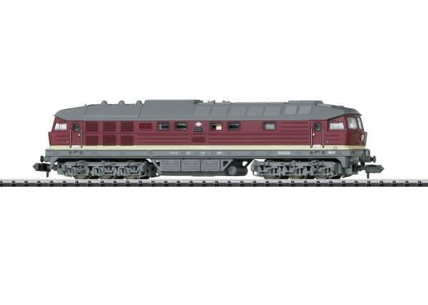 Minitrix 16234 Spur N Diesellokomotive Baureihe 132 Ludmilla der DR