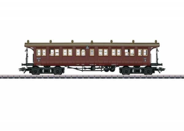 Märklin 42134 Württembergischer Sitzwagen 3. Klasse CCi