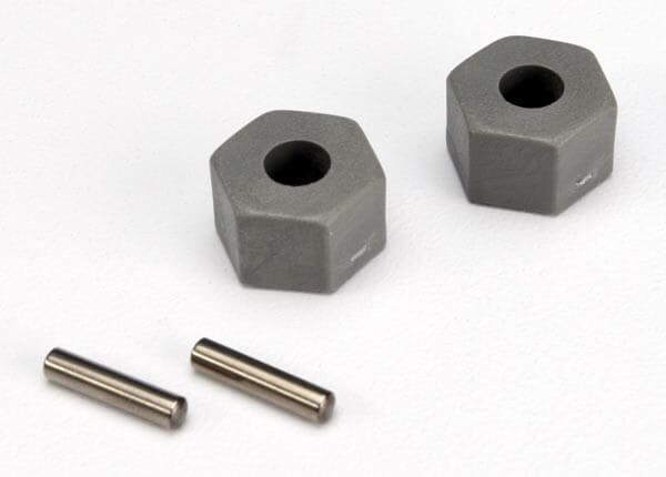 TRAXXAS® 3654 vordere Radmitnehmer mit Pins