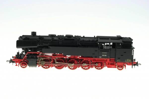 Roco 72263 Dampflokomotive 85 001 der DB mit geräuschsynchronem Dampf