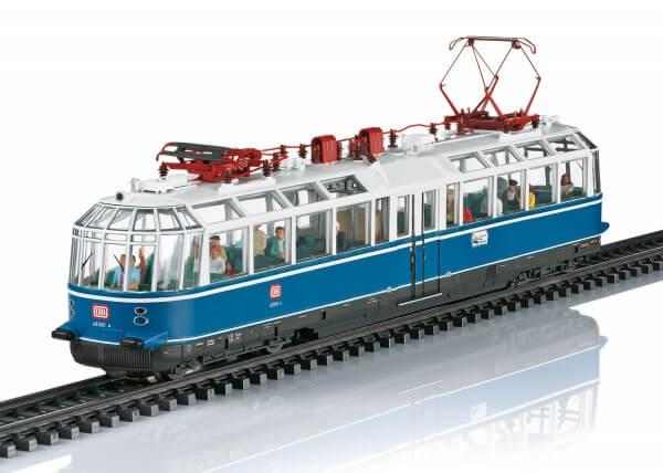 """Märklin 37584 Elektrischer Aussichtstriebwagen Baureihe 491 """"Gläserner Zug"""""""