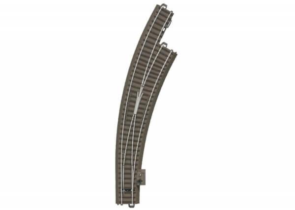 TRIX 62772 Bogenweiche rechts Radius 3 515 mm