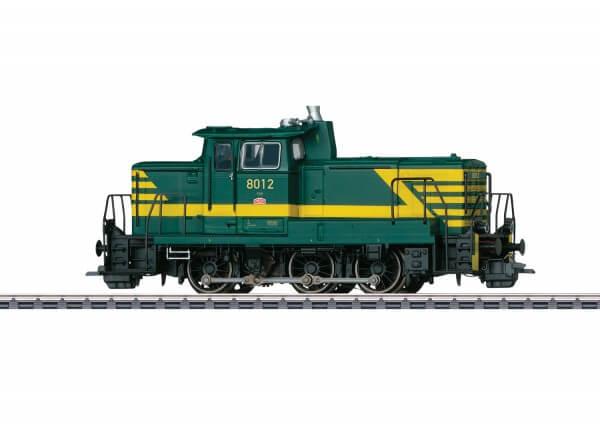 Märklin 37696 Diesel-Rangierlokomotive Serie 8000
