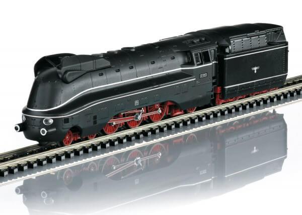 Minitrix 16041 Stromliniendampflokomotive 03 1007 der DRG