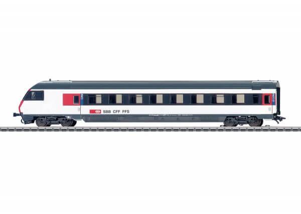 Märklin 42179 Inter-City Schnellzug-Steuerwagen 2. Klasse Typ EW IV Bt der SBB