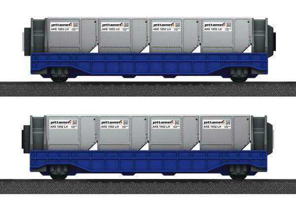 Märklin 44117 my world Wagen-Set Airport Jettainer