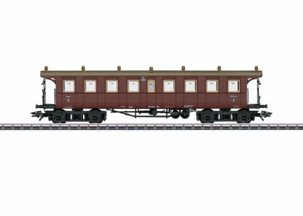 Märklin 42133 Württembergischer Sitzwagen 3. Klasse CCi