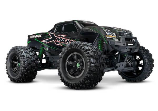 TRAXXAS® 77086-4G X-Maxx 8S RTR TSM® Green