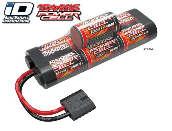 TRAXXAS® 2926X iD™ POWER CELL 7-C hump