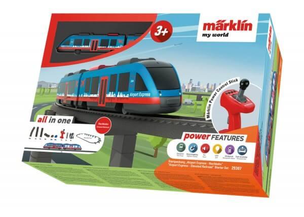 """29607 Märklin my world - Startpackung """"Airport Express - Hochbahn"""""""