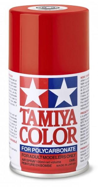 TAMIYA 300086034 PS 34 F. SPORTWAGEN ROT Polycarbonat 100ml