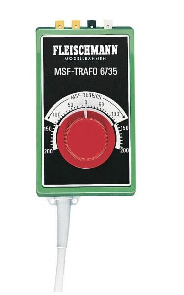 """FLEISCHMANN 6735 """"MSF""""-Regel-Transformator"""