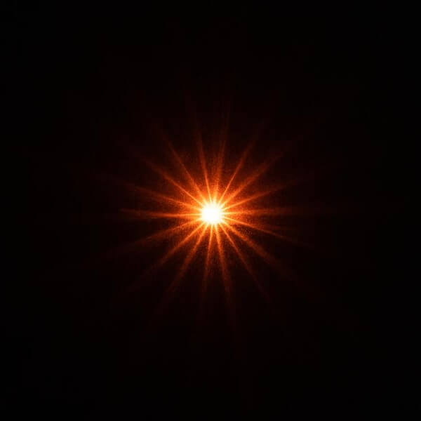 FALLER 180716 5 selbstblinkende LED gelb