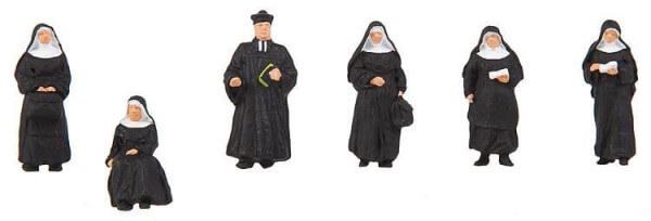 Faller 150942 Nonnen und Pfarrer