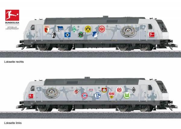 "Märklin 36655 Diesellokomotive TRAXX Baureihe 285 ""Bundesliga"""