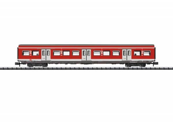 Minitrix 15490 Personenwagen 2. Klasse S-Bahn Nürnberg