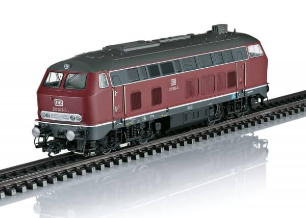 Märklin 39188 Mehrzweck-Diesellokomotive Baureihe 210 Gasturbine