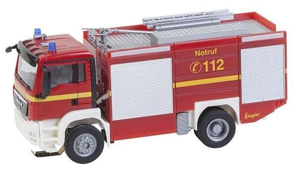Faller 161599 Car System MAN TGS TLF Feuerwehr (HERPA)