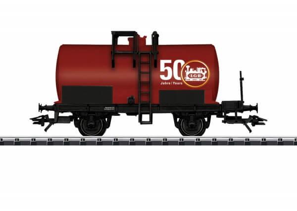 TRIX 24316 Löschwasserwagen der HSB Harzer Schmalspurbahnen