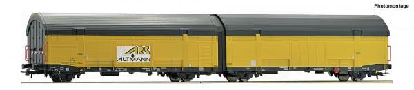Roco 75883 H0 doppelstöckiger Autotransportwagen ARS Altmann #2
