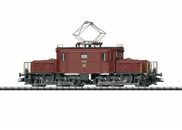"""TRIX 22961 Elektrolokomotive Serie De 6/6 """"Seetal-Krokodil"""""""
