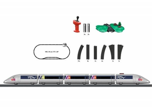 """Märklin 29306 Märklin my world - Startpackung """"TGV"""""""